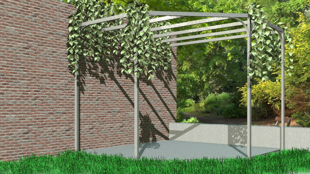 Rendering Gazebo In Ferro