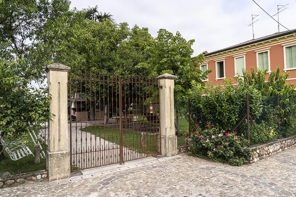 Garmilli Inferriate Cancello E Recinzione 449