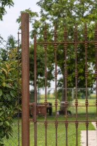Garmilli Inferriate Cancello E Recinzione 455