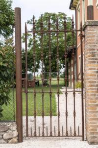 Garmilli Inferriate Cancello E Recinzione 458