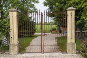 Garmilli Inferriate Cancello E Recinzione 464