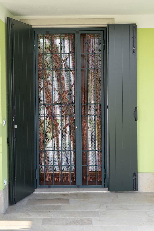 Inferriate finestre garmilli fabbro verona - Inferriate finestre ...